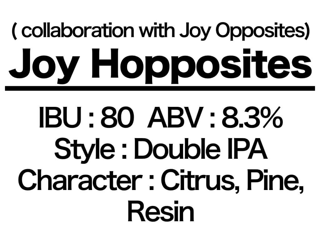 #5 Joy Hopposites