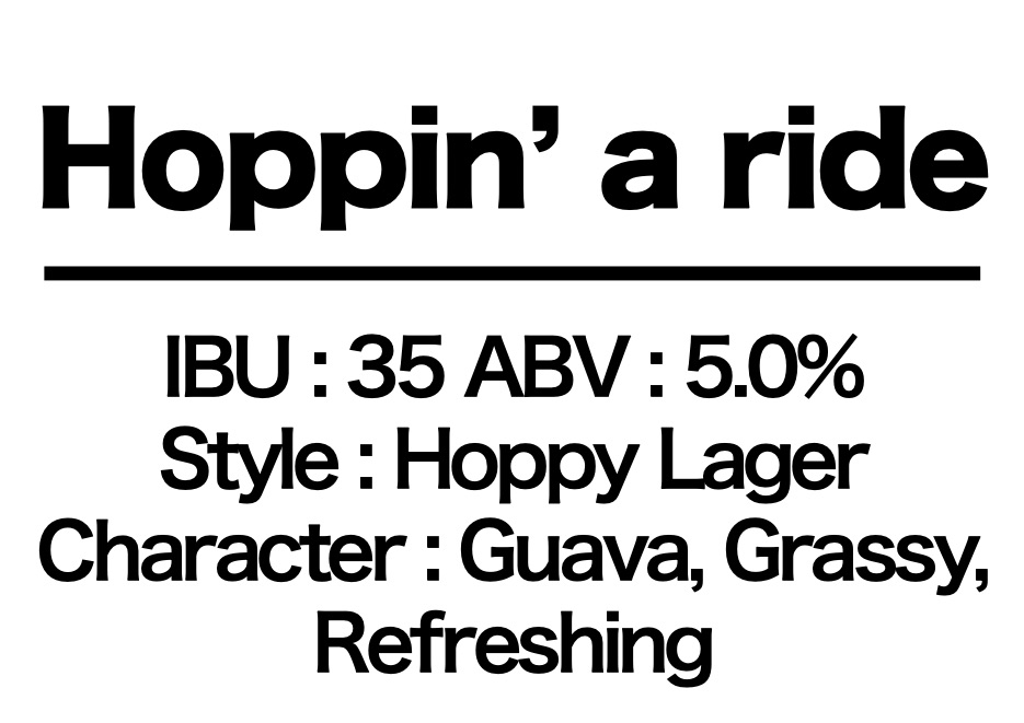 #34 Hoppin' a ride