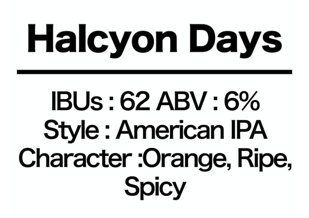 #51 Halcyon Days