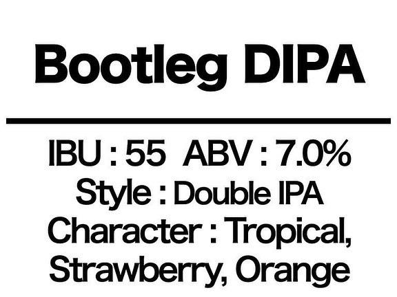 #52 Bootleg DIPA