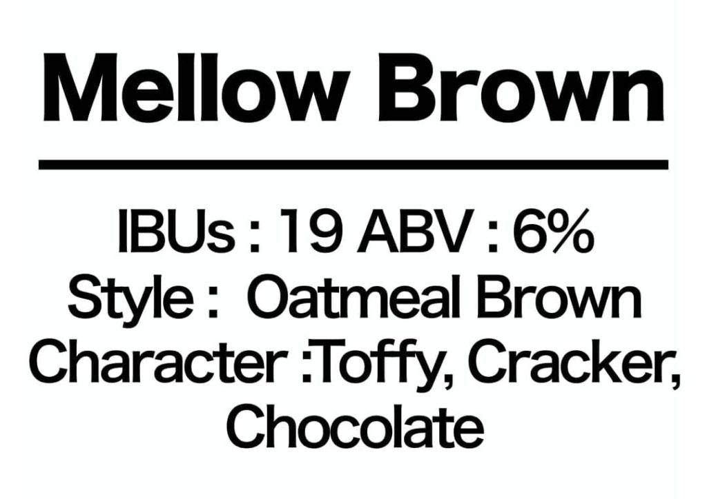 #61 Mellow Brown