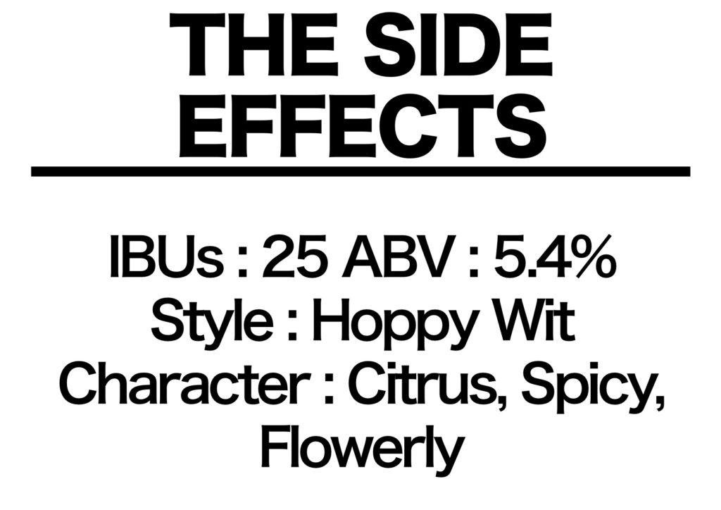 #80 THE SIDE EFFECTS