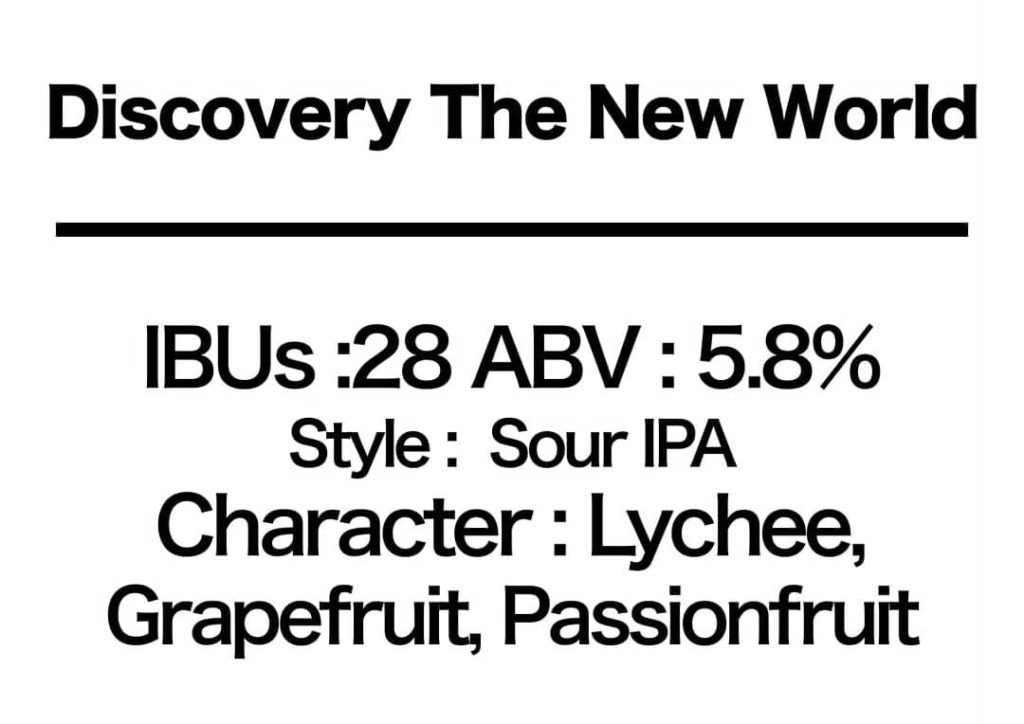 #85 Discovery the new world
