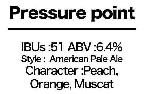 #91 Pressure Point