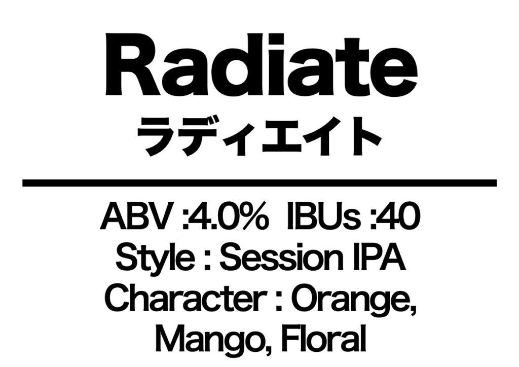 #111 Radiate