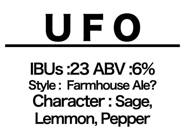 #114 UFO