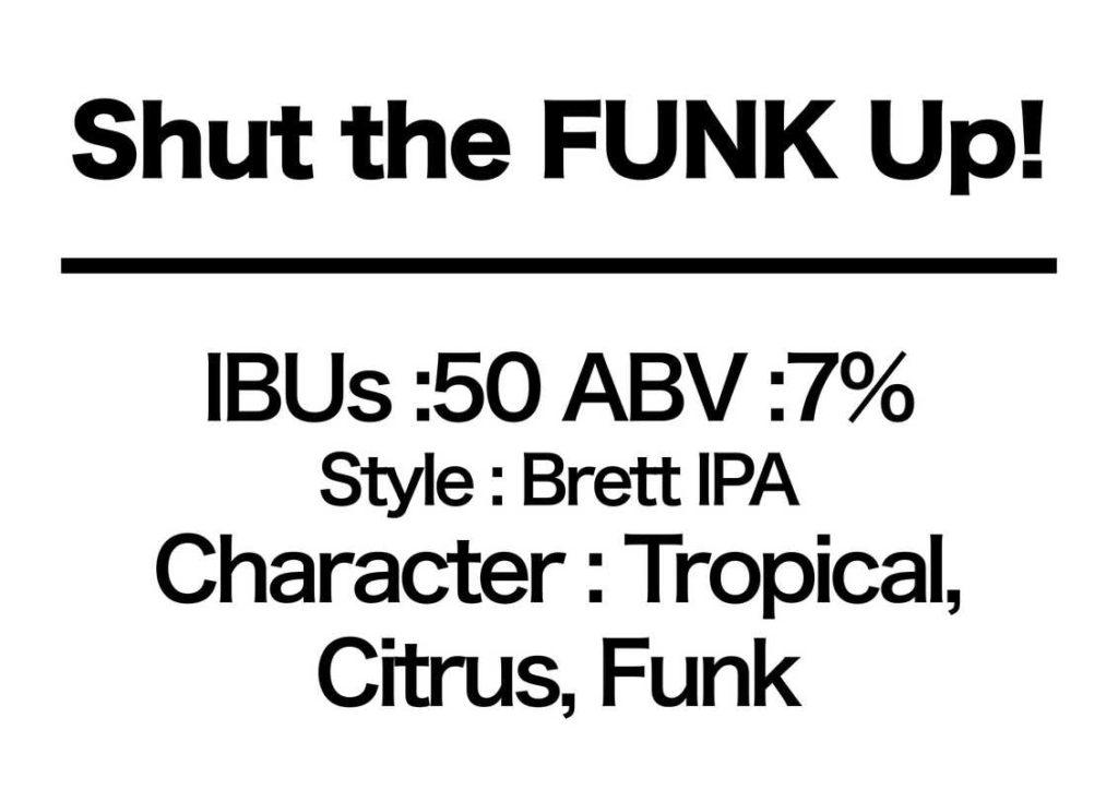 #117 Shut the Funk Up!