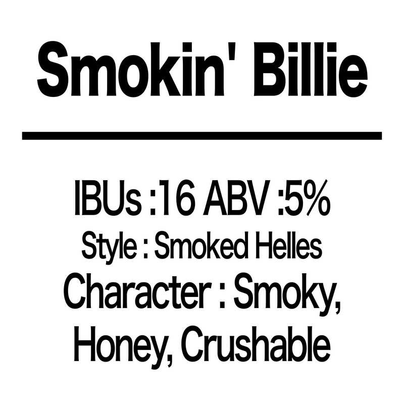 #119 Smokin' Billie