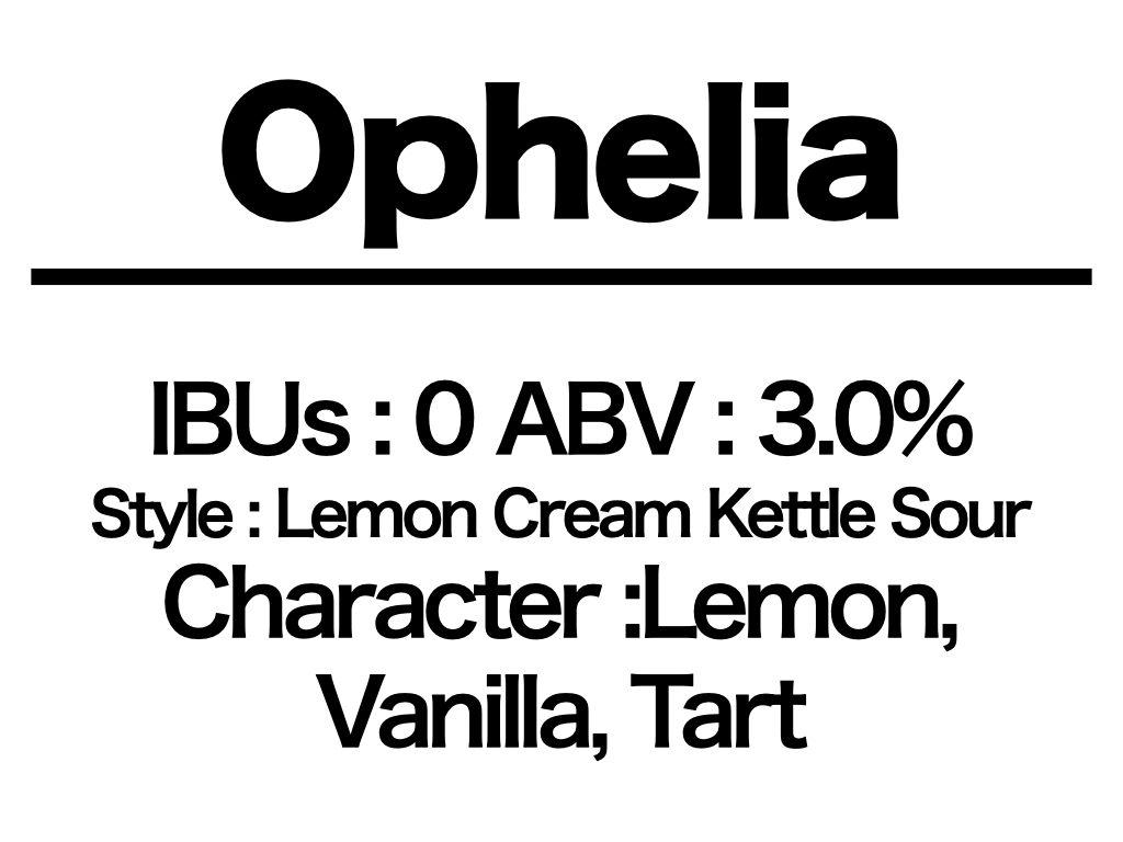 #127 Ophelia