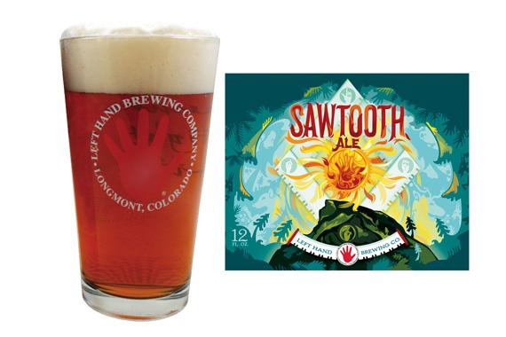 Sawtooth Ale (サートゥースエール)